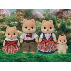 Sylvanian Families - Caramel Dog Family NEW 2020 COMING SOON