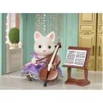 Sylvanian Families - Concert Set Cello Player - Town Series