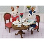 Sylvanian Families - Chic Dining Table Set - Town Series NEW in 2019