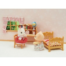 Sylvanian Families - Children's Bedroom Set NEW in 2019