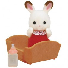 Sylvanian Families - Chocolate Rabbit Baby