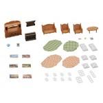 Sylvanian Families - Comfy Living Room Set