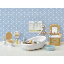 Sylvanian Families - Country Bathroom Set - New in 2018  AVAILABLE JUNE