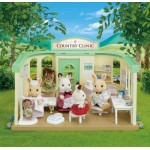 Sylvanian Families - Country Doctor Clinic Set *