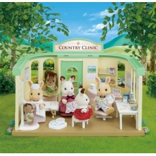 Sylvanian Families - Country Doctor Clinic Set