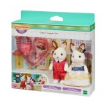 Sylvanian Families - Cute Couple Set - Town Series NEW in 2019