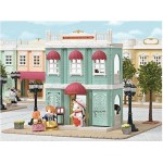Sylvanian Families - Delicious Restaurant - Town Series
