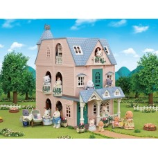 Sylvanian Families - Deluxe Celebration Home Gift Set LIMITED EDITION 35th Anniversary