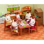 Sylvanian Families - Family Table & Chairs