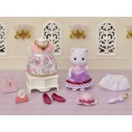 Sylvanian Families - Fashion Playset - Town Girl Persian Cat NEW in 2020 COMING SOON
