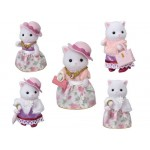 Sylvanian Families - Fashion Playset - Town Girl Persian Cat NEW in 2020