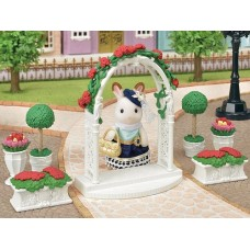 Sylvanian Families - Floral Garden Set - Town Series NEW in 2019