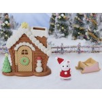 Sylvanian Families - Gingerbread Playhouse - Christmas 2019