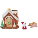 Sylvanian Families - Gingerbread Playhouse - Christmas 2019