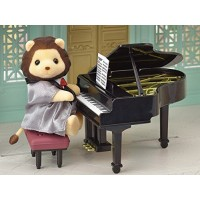 Sylvanian Families - Concert Set Piano Player  - Town Series New in 2018