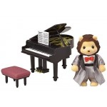 Sylvanian Families - Concert Set Piano Player  - Town Series