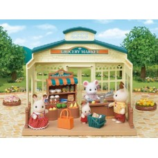 Sylvanian Families - Grocery Market - New in 2018