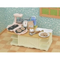 Sylvanian Families - Kitchen Island Bench NEW in 2020 COMING SOON