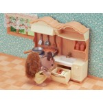 Sylvanian Families - Kitchen Play Set NEW in 2019