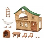 Sylvanian Families - Lakeside Lodge NEW in 2020