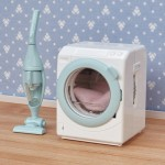 Sylvanian Families - Laundry & Vacuum Cleaner NEW 2020