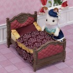 Sylvanian Families - Luxury Bed - Town Series NEW in 2019