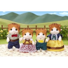 Sylvanian Families - Maple Cat Family