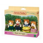 Sylvanian Families - Maple Cat Family *