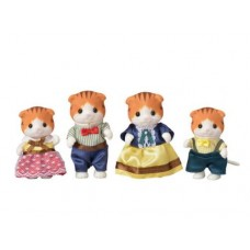 Sylvanian Families - Maple Cat Family New in 2018