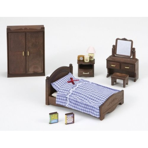 Sylvanian Families Master Bedroom Furniture Set From Who What Why