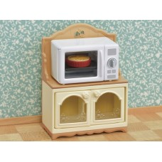 Sylvanian Families - Microwave Cabinet NEW in 2020 AVAILABLE JUNE