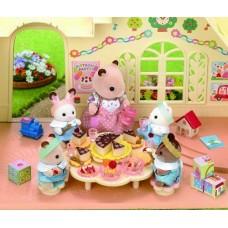 Sylvanian Families - Nursery Party Set