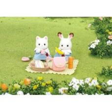 Sylvanian Families - Nursery Picnic Set *