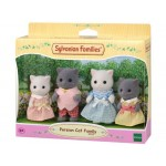 Sylvanian Families - Persian Cat Family LIMITED EDITION