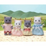 Sylvanian Families - Persian Cat Family NEW LIMITED EDITION