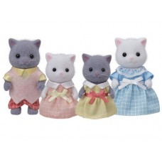 Sylvanian Families - Persian Cat Family NEW AVAILABLE JUNE