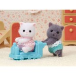 Sylvanian Families - Persian Cat Twins LIMITED EDITION
