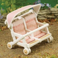 Sylvanian Families - Pushchair Double