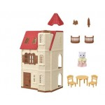 Sylvanian Families - Red Roof Tower House