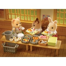 Sylvanian Families - School Lunch Set *