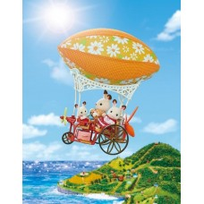 Sylvanian Families - Sky Ride Adventure  NEW in 2017