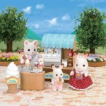 Sylvanian Families - Soft Serve Ice Cream Shop *