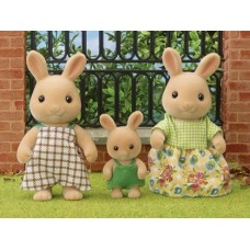 Sylvanian Families - Sunny Rabbit Family 3 pc NEW in 2021 COMING SOON