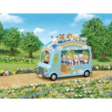 Sylvanian Families - Sunshine Nursery Bus  NEW in 2019