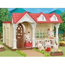 Sylvanian Families - Sweet Raspberry Home NEW in 2021