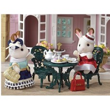 Sylvanian Families - Tea Set & Treats - Town Series