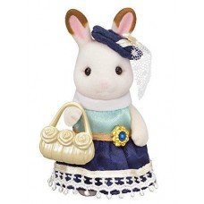 Sylvanian Families - Chocolate Rabbit - Stella - Town Series New in 2018