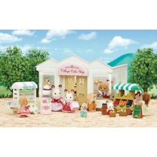 Sylvanian Families - Village Cake Shop NEW in 2017