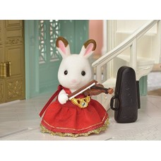 Sylvanian Families - Concert Set Violin Player - Town Series New in 2018