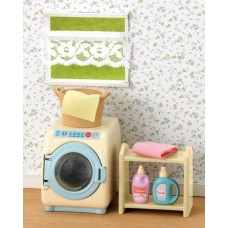 Sylvanian Families - Washing Machine Set